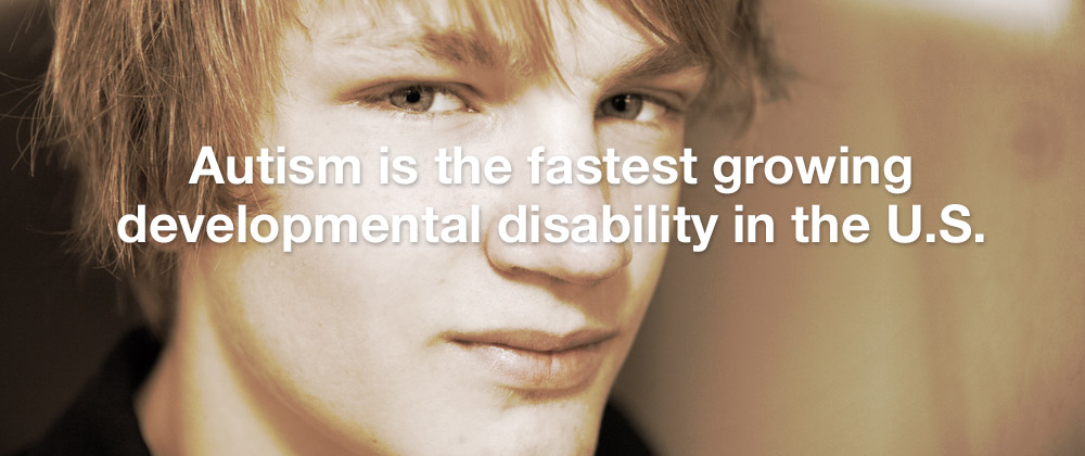 Autism is the fastest growing